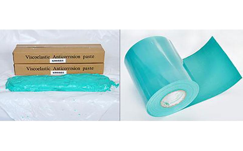 粘弹体防腐胶带和粘弹体防腐膏的共性