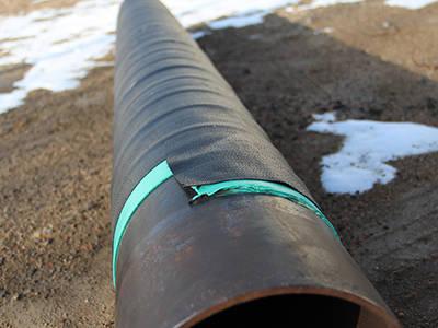 粘弹体胶带与保护涂层的作用