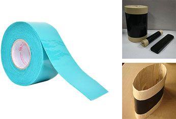 粘弹体防腐胶带与管道防腐热收缩套(带)有什么不同?