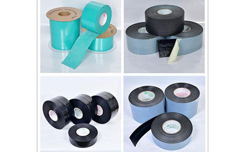 粘弹体防腐胶带与聚烯烃胶粘带的区别