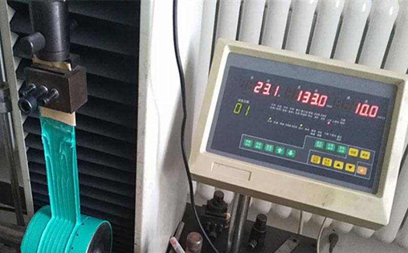 粘弹体胶带在首次油气管道工程中应用时的检验要求