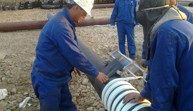 管道外防腐材料补口技术的发展