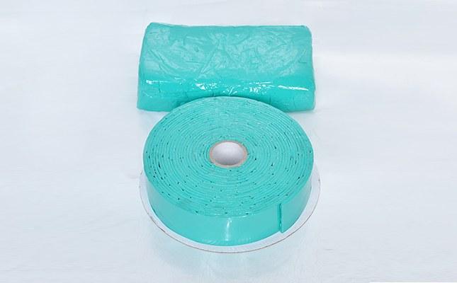 粘弹体防腐膏,是一种无毒,单组份,性能优良的橡胶性填充防腐材料,易操作,适合手工涂装。