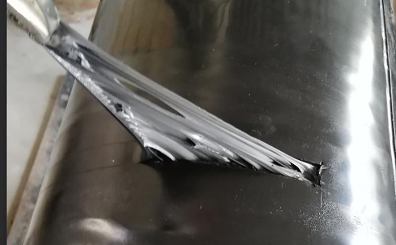 压敏胶型热收缩带温度低了内聚好吗?